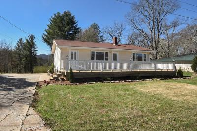 Single Family Home For Sale: 1600 Riverbend