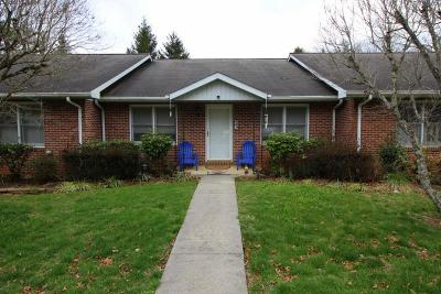 Franklin Single Family Home For Sale: 407 Hurst Circle