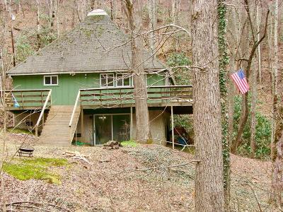 Swain County Single Family Home For Sale: 280 Fox Run Road