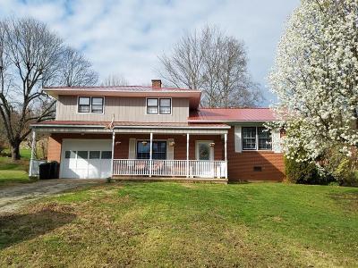 Single Family Home For Sale: 85 Battle St