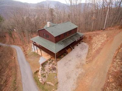 Franklin Single Family Home For Sale: 1080 Cherokee Mine Road