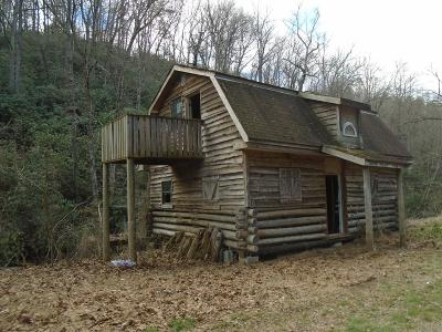 Swain County Single Family Home For Sale: Lower Alarka Road