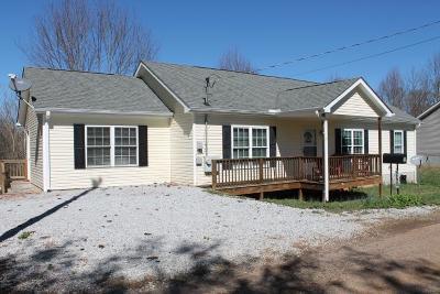 Single Family Home For Sale: 260 Laurel Lake Rd