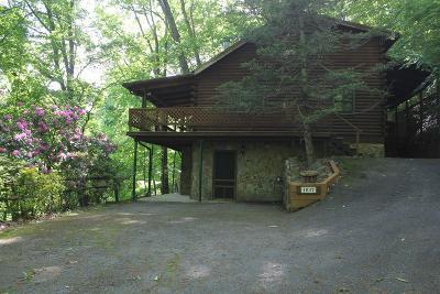 Single Family Home For Sale: 1837 East Alarka Road