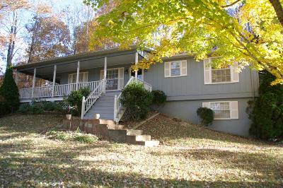 Franklin Single Family Home For Sale: 202 Haughton Williams Road