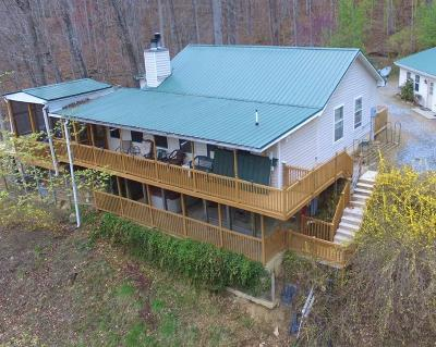 Franklin NC Single Family Home For Sale: $213,000