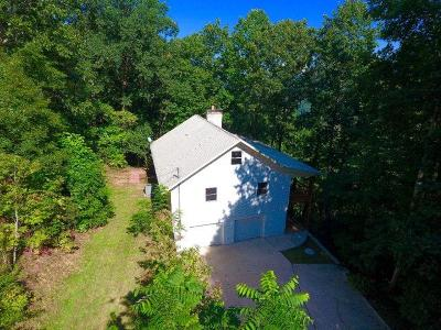 Franklin Single Family Home For Sale: 229 Skyline Drive