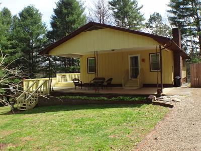 Franklin NC Single Family Home For Sale: $200,000