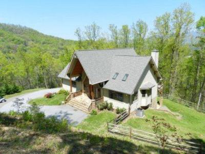 Macon County Single Family Home For Sale: 700 Coweeta Lab Road