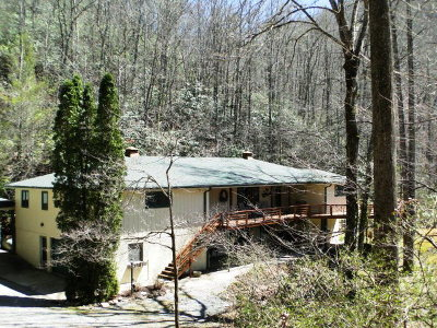 Franklin Single Family Home For Sale: 2001 Little Ellijay Road