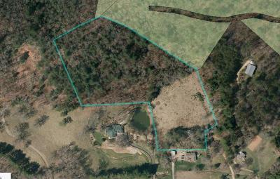 Franklin, Otto Residential Lots & Land For Sale: 00 Patton Road