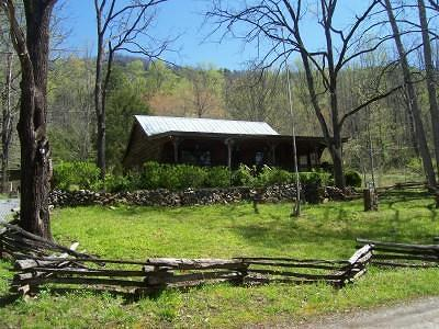Franklin NC Single Family Home For Sale: $109,000
