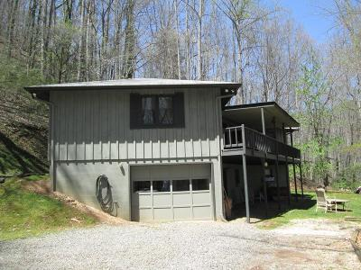 Franklin Single Family Home For Sale: 2277 Matlock Creek Road