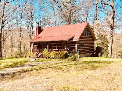 Jackson County Single Family Home For Sale: 492 Mountaineer Road
