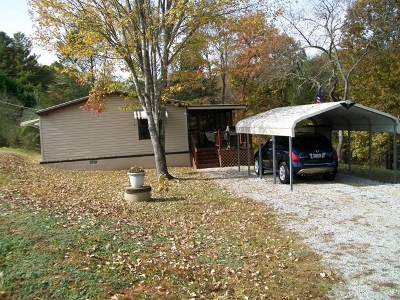 Macon County Single Family Home For Sale: 30 Hudson Dr