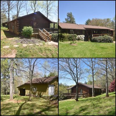 Macon County Single Family Home For Sale: 57 Cabin Road