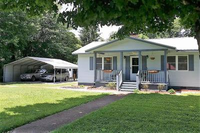 Single Family Home For Sale: 45 Betts Branch Rd