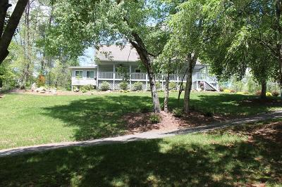 Single Family Home For Sale: 155 Jakes Gap Road