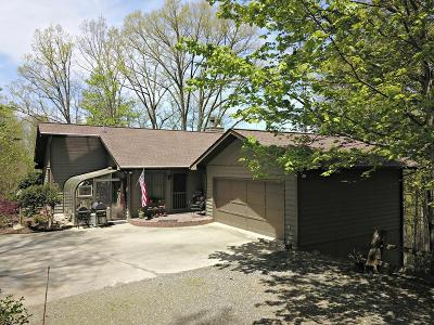 Jackson County Single Family Home For Sale: 831 Forest Run Road