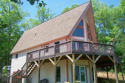 Macon County Single Family Home For Sale: 187 Blueberry Hill