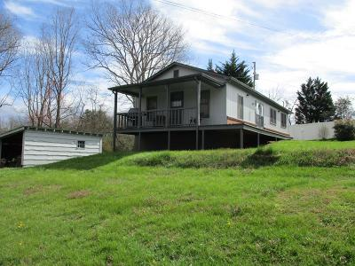 Macon County Single Family Home For Sale: 1035 Bryson City Road