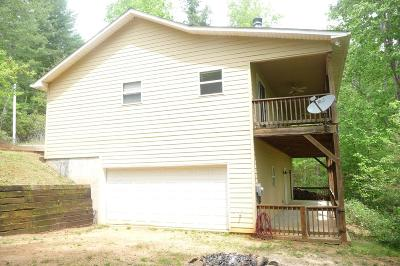 Otto Single Family Home For Sale: 93 Blueberry Hill