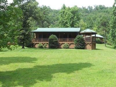 Jackson County Single Family Home For Sale: 34 Slow Lane