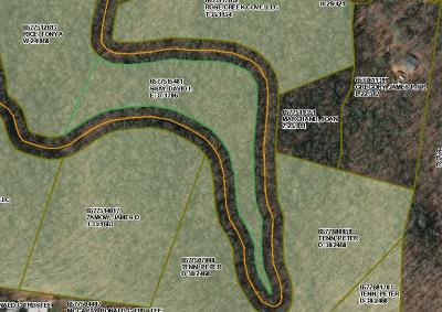 Franklin Residential Lots & Land For Sale: 0001 Rose Creek Cove Road