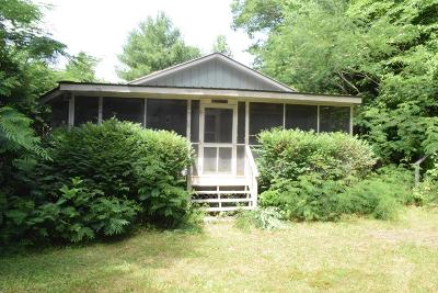Franklin Single Family Home For Sale: 455 Ridgetop Rd