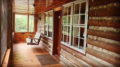 Swain County Single Family Home For Sale: 2244 Kirklands Creek