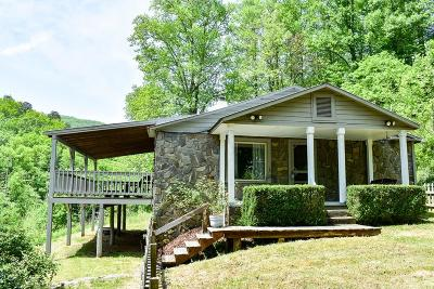 Swain County Single Family Home For Sale: 60 Bingham Rd