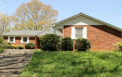 Macon County Single Family Home For Sale: 252 Huntleigh Drive