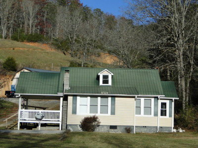Single Family Home Sold: 6115 Bryson City Rd.