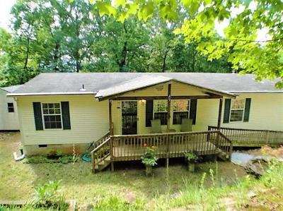 Franklin NC Single Family Home For Sale: $119,900