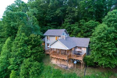 Jackson County Single Family Home For Sale: 469 Mountain View Terrace
