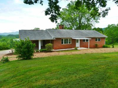 Franklin Single Family Home For Sale: 278 Burnette Road