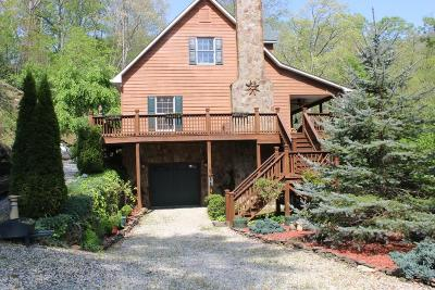 Single Family Home For Sale: 1090 Pigeon Creek Rd