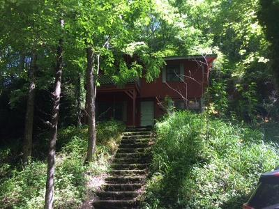 Jackson County Single Family Home For Sale: 59 Osceola Trail