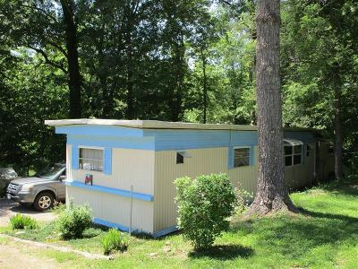 Macon County Single Family Home For Sale: 3610 #8 Highlands Road