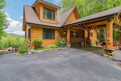 Jackson County Single Family Home For Sale: 692 Walnut Gap Road