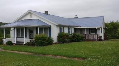 Macon County Single Family Home For Sale: 3822 Bryson City Road