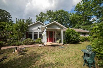 Franklin Single Family Home For Sale: 315 Ridgetop