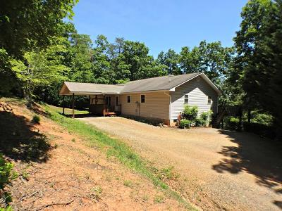 Franklin Single Family Home For Sale: 123 Woodland Cove Road