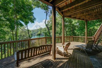 Bryson City Single Family Home For Sale: 796 Lake Ridge Drive
