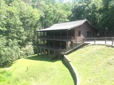 Single Family Home For Sale: 215 Double Springs Dr