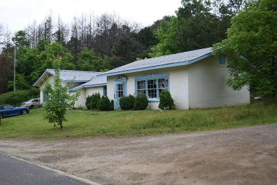 Franklin NC Single Family Home For Sale: $120,000