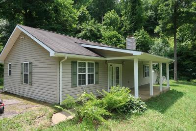 Bryson City Single Family Home For Sale: 518 Fontana Ridge Road