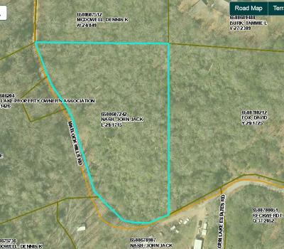 Macon County Residential Lots & Land For Sale: 00 Matlock Hills