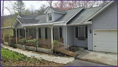 Franklin NC Single Family Home For Sale: $234,900
