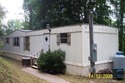 Franklin NC Single Family Home For Sale: $29,500